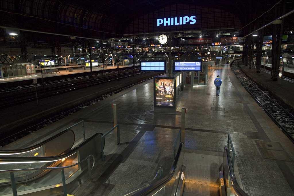 Bahnhofsmission Hamburg